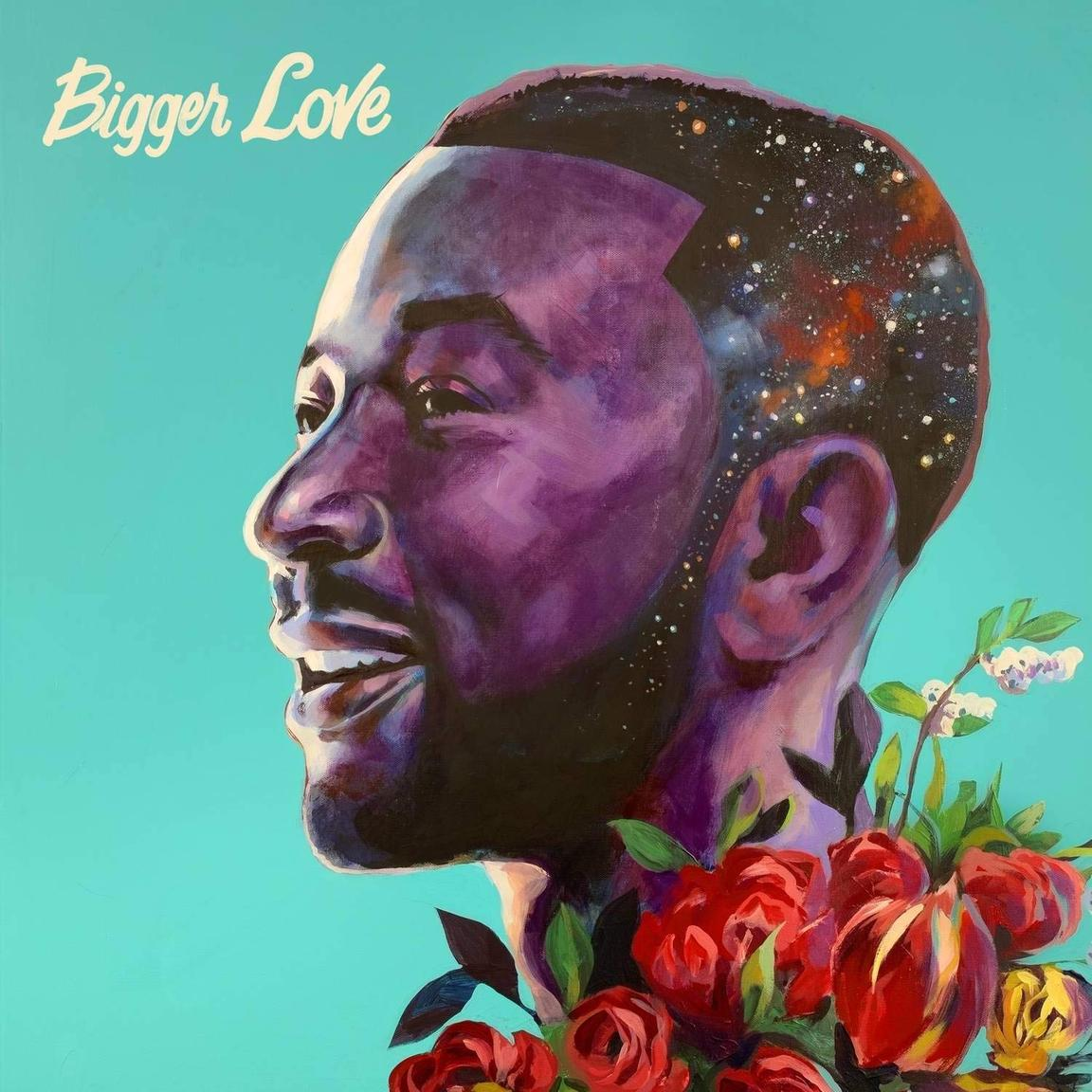 John Legend / Bigger Love