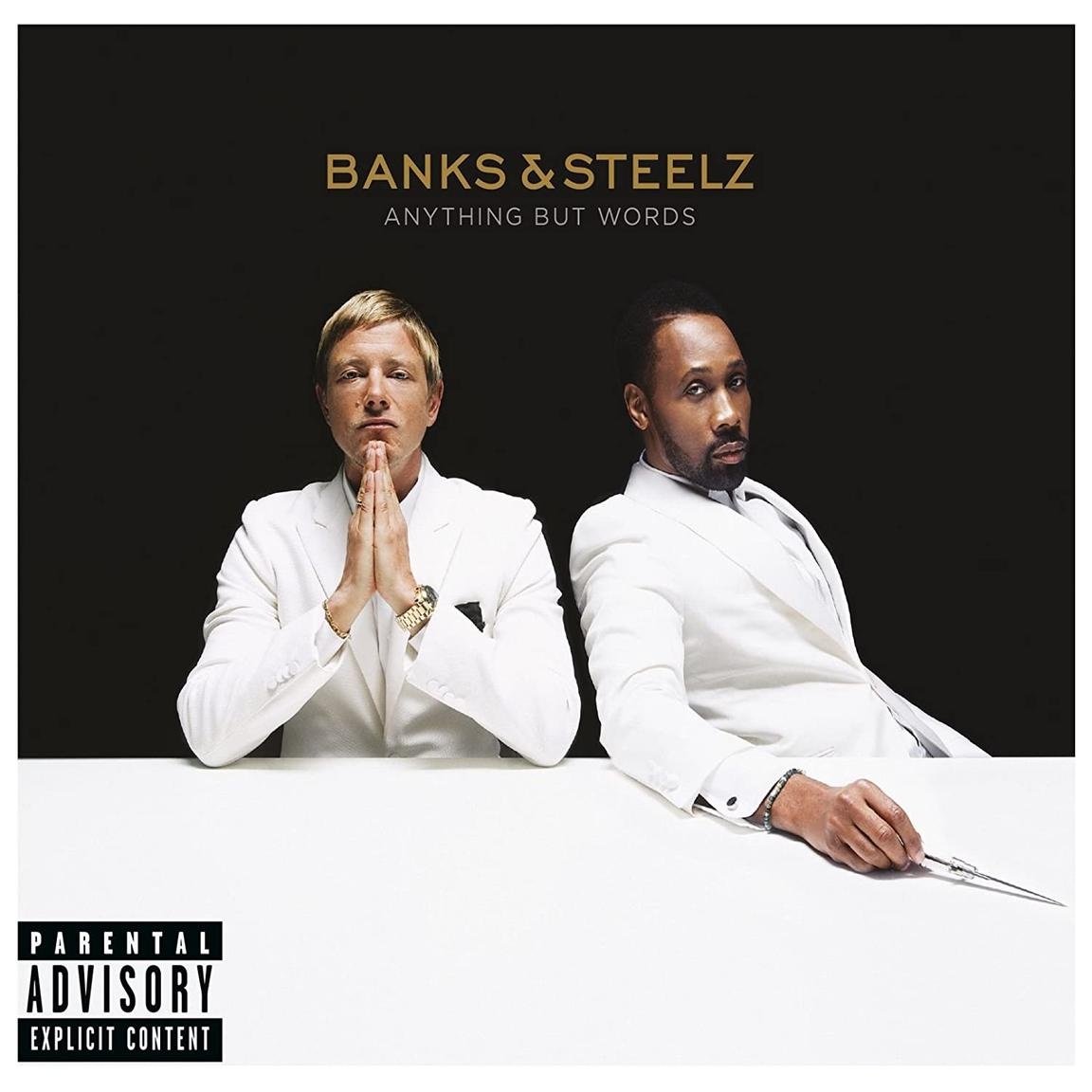 Banks & Steelz / Anything But Words