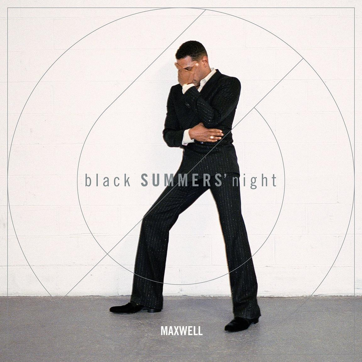 Maxwell / black SUMMERS' night