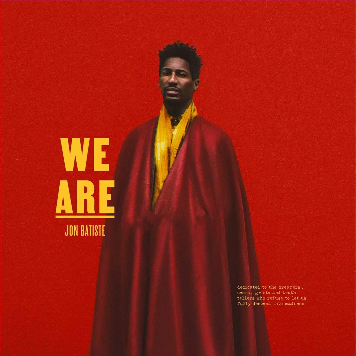 Jon Batiste / We Are